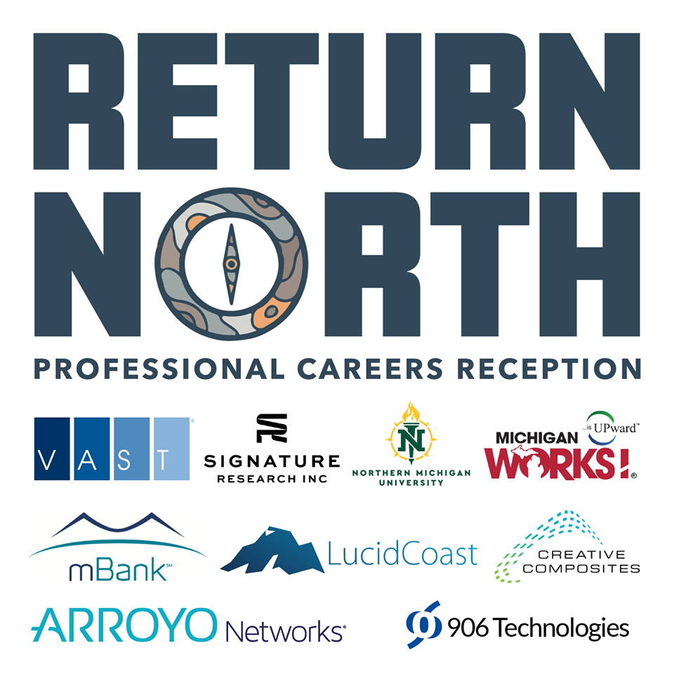Return North Professional Careers Reception