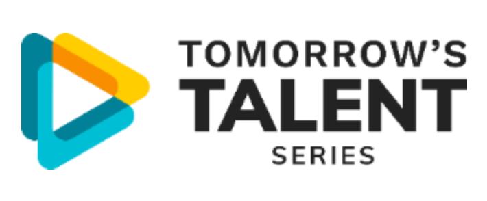 The Tomorrow's Talent series logo.